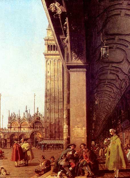 Pintura de de Canaletto