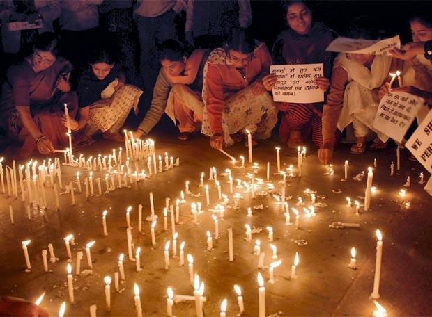 Terror en Bombay - Homenaje a las victimas