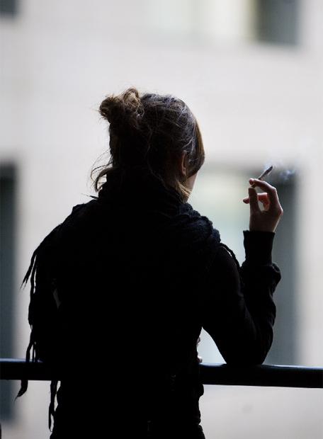 El cáncer de pulmón sigue aumentando en mujeres