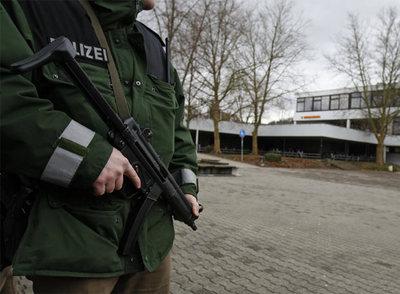 Matanza en un colegio de Alemania