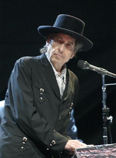 El cantante, Bob Dylan