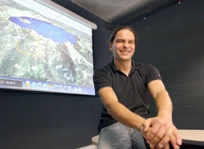 Jordi Ramot, creador de Wikiloc