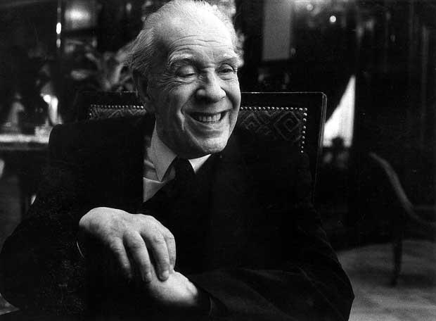 Jorge Luis Borges - Ampliar imagen