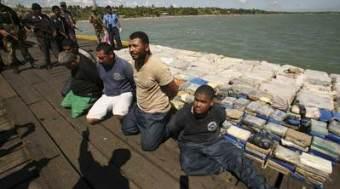 Traficantes hondureños