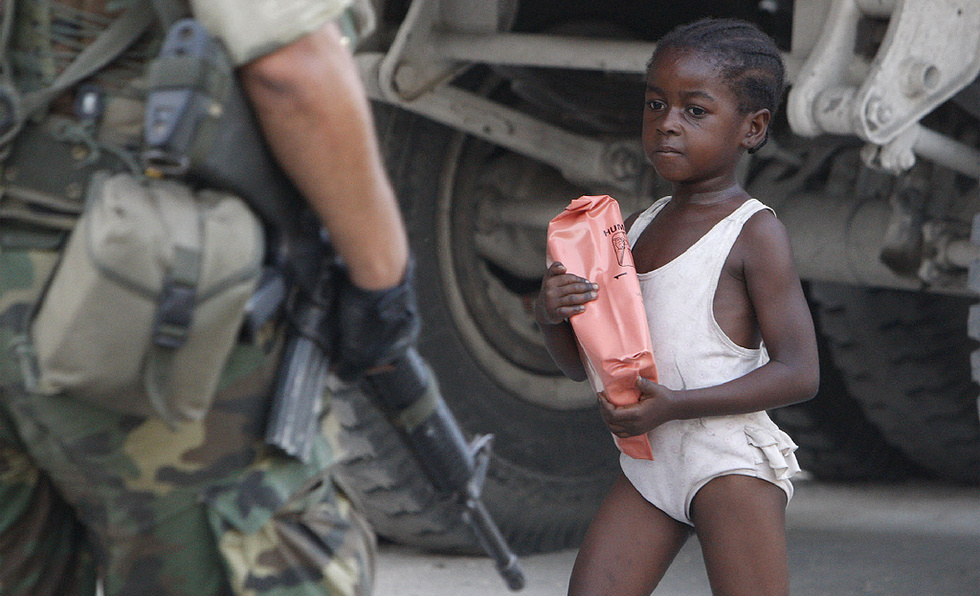 El Ejército de EE UU impone orden