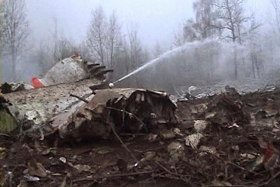 Muere en un accidente aéreo el presidente de Polonia  - Ningún superviviente