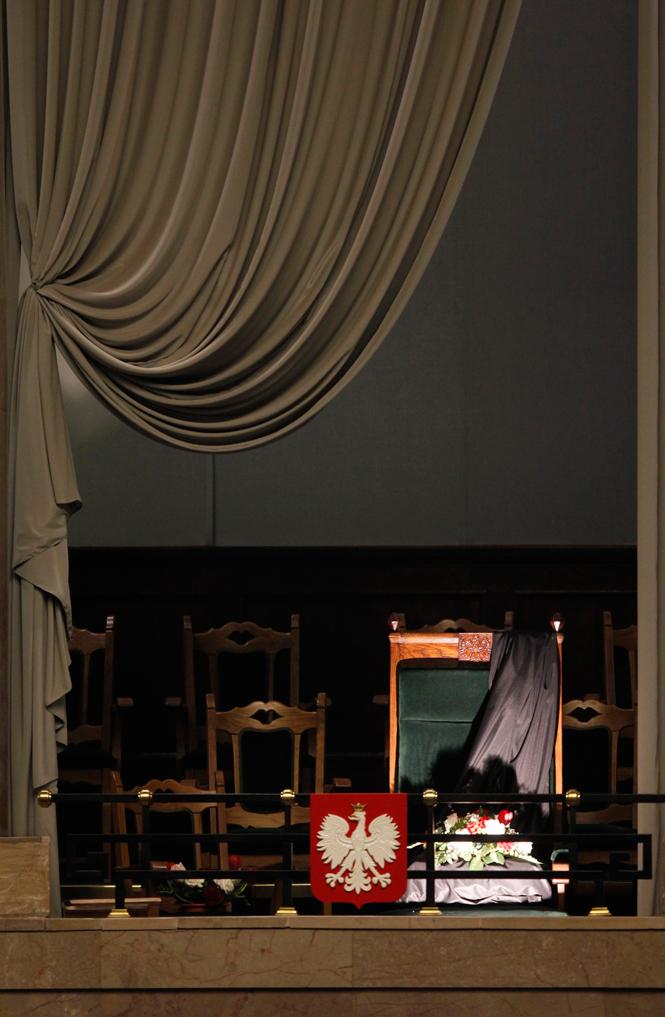 La silla del Presidente
