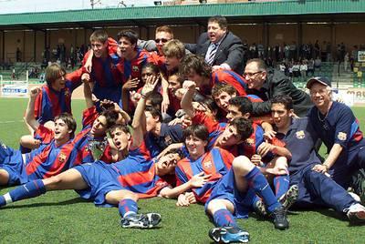 Ficha federativa de Messi