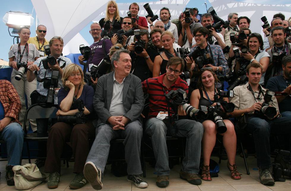 Cannes, en imágenes  - Entre fotógrafos