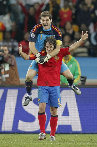 Puyol Casillas