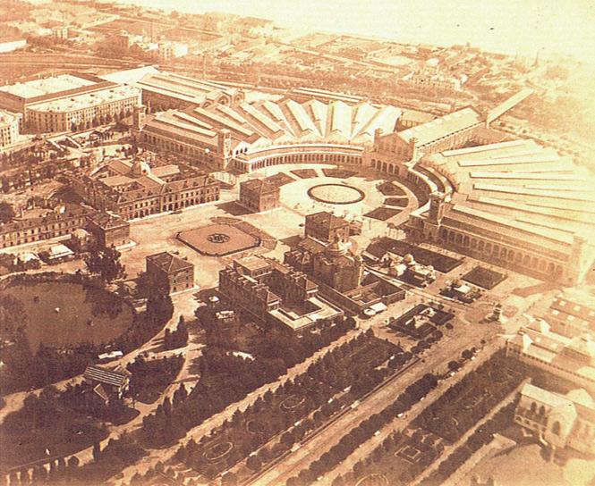 Exposició Universal de Barcelona, 1888