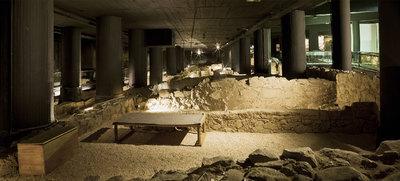 El yacimiento romano