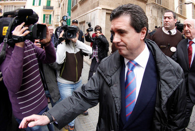 Y las impagables con Jaume Matas aquí...