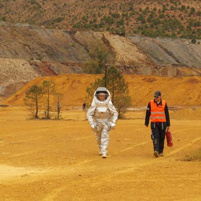 traje de astronauta