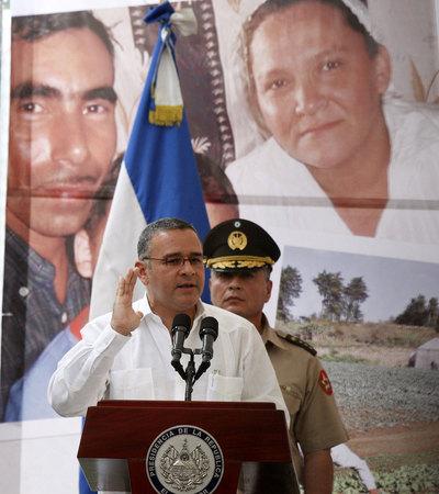 El Salvador y el narcotráfico