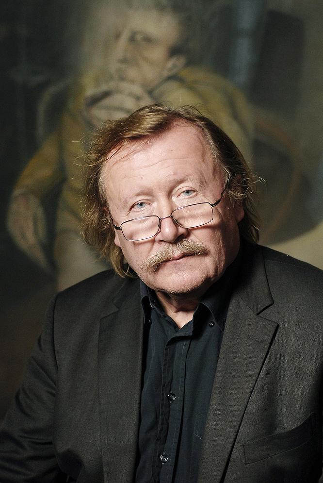 Peter Sloterdijk - Ampliar imagen