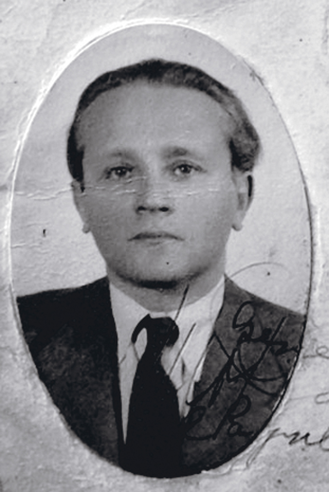 Retrato de Otto Katz
