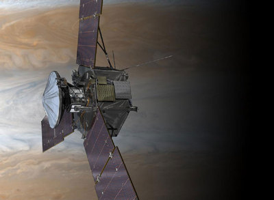 En órbita de Júpiter