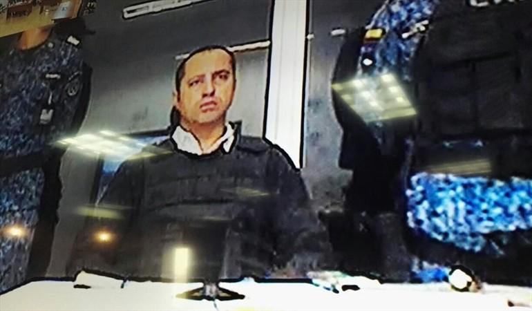 Trasladan a la cárcel máxima de Valledupar a Rafael Uribe Noguera