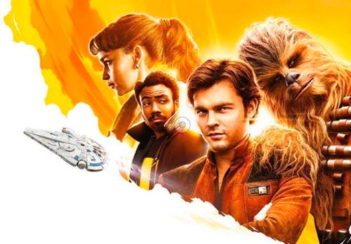 Lanzan nuevo trailer de Solo: A Star Wars Story
