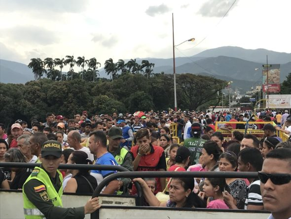 Duque asegura que crisis migratoria venezolana tiene impacto sobre PIB colombiano