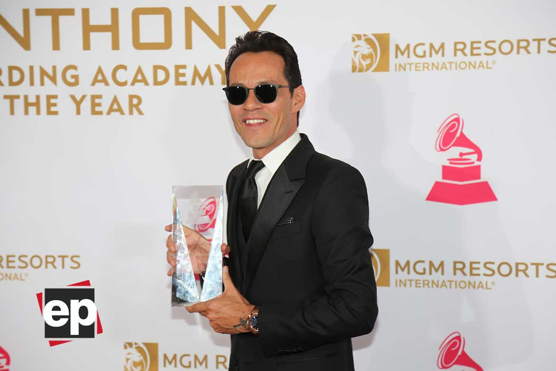 Marc Anthony se une a la lista de famosos en tener este prestigioso galardón.