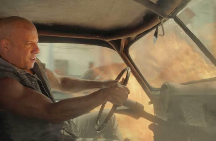 The Fate of the Furious llena de acción la pantalla grande