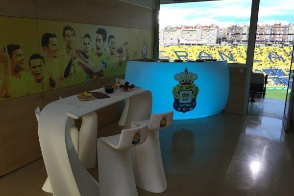 Zonas VIP del Estadio de la UDLP