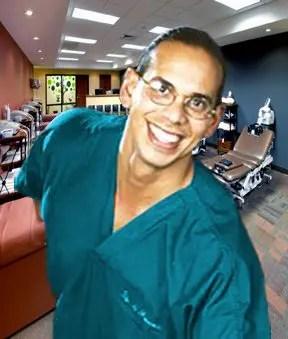 blog picture of Dr Alex Jimenez inside clinic
