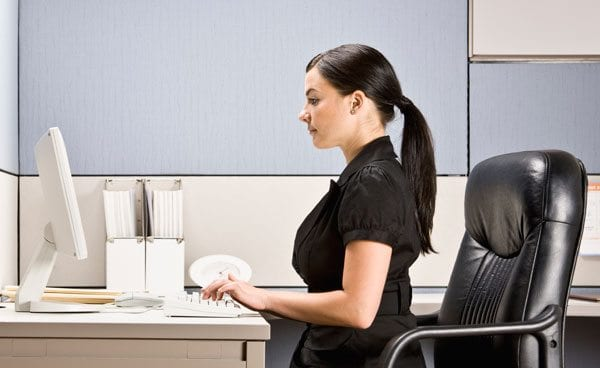 Practicing Good Posture Can Relieve Back Pain - El Paso Chiropractor