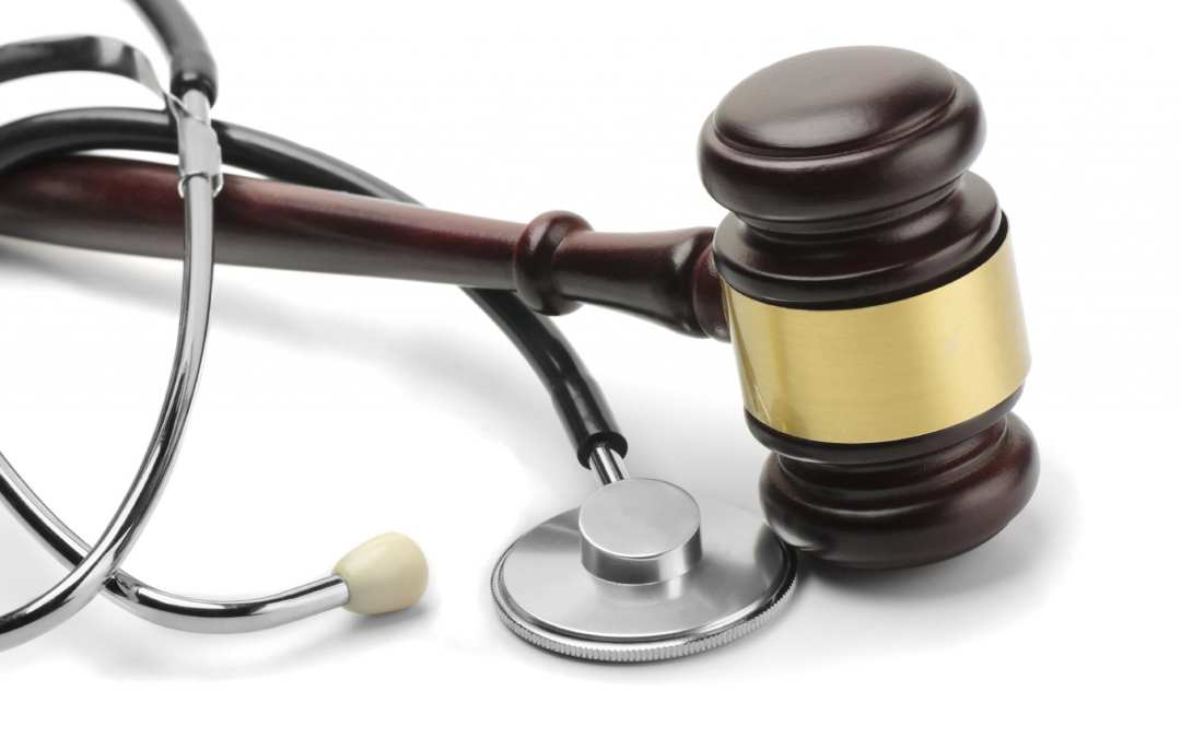 Don't Let a Lawyer Be Your Doctor