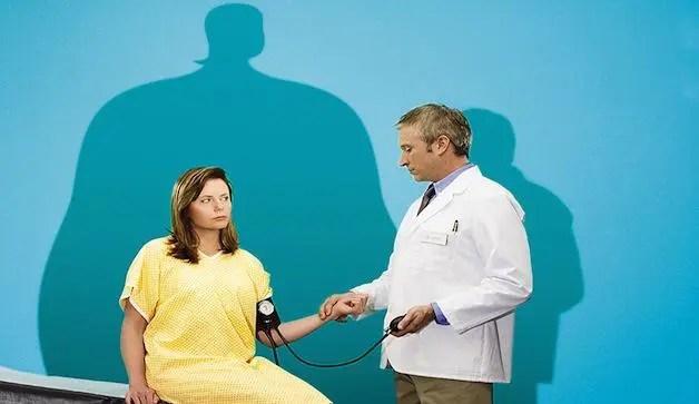 L'obesità può rendere l'artrite reumatoide difficile da localizzare, seguire