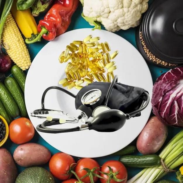 vitaminai ir mineralai gydant hipertenziją)