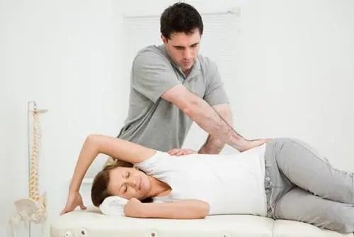 specialista in trattamenti per il mal di schiena