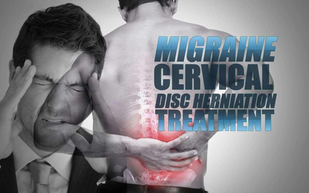 Trattamento dell'ernia del disco cervicale e dell'emicrania in El Paso, chiropratico di TX