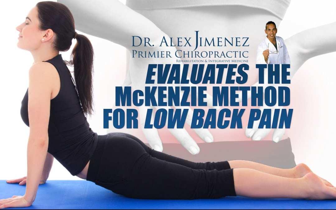 Valutazione del metodo McKenzie per la lombalgia