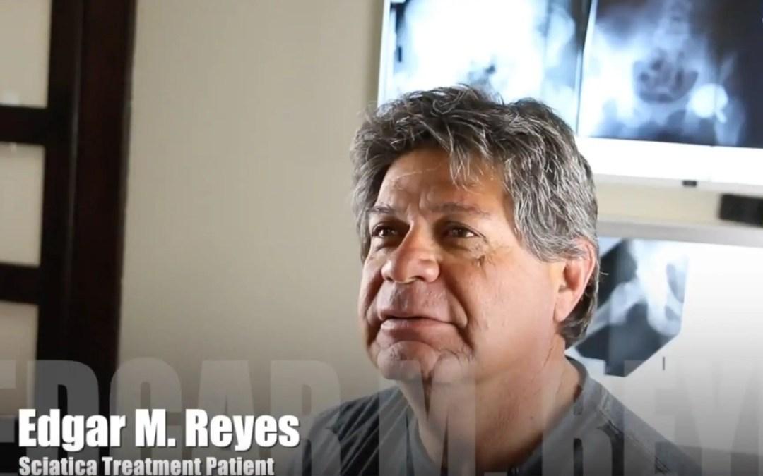Tratamiento del dolor nervioso ciática El Paso, TX | Edgar M. Reyes
