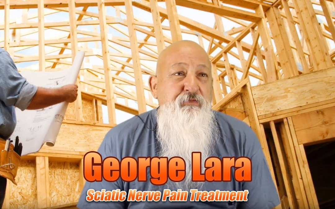Tratamiento del dolor del nervio ciático El Paso, TX | George Lara