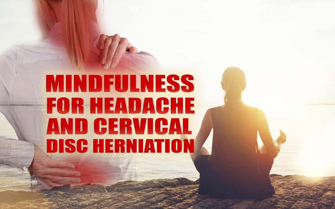 Consapevolezza per il mal di testa e l'ernia del disco cervicale a El Paso, TX