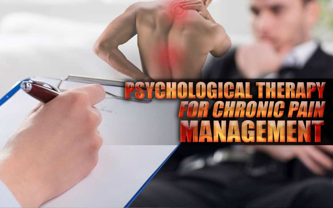 Psychological Therapy for Chronic Pain Management in El Paso, TX