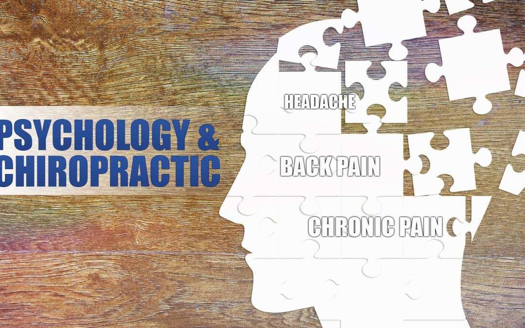 Psicologia, cefalea, mal di schiena, dolore cronico e chiropratica a El Paso, TX