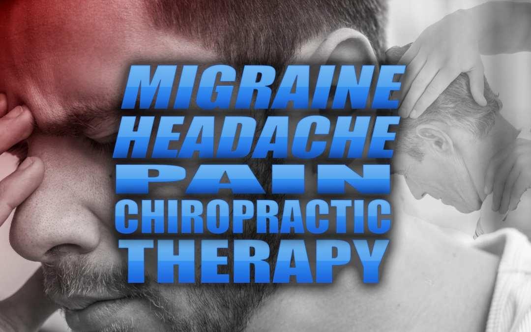 Dolor de cabeza con migraña, terapia quiropráctica en El Paso, TX