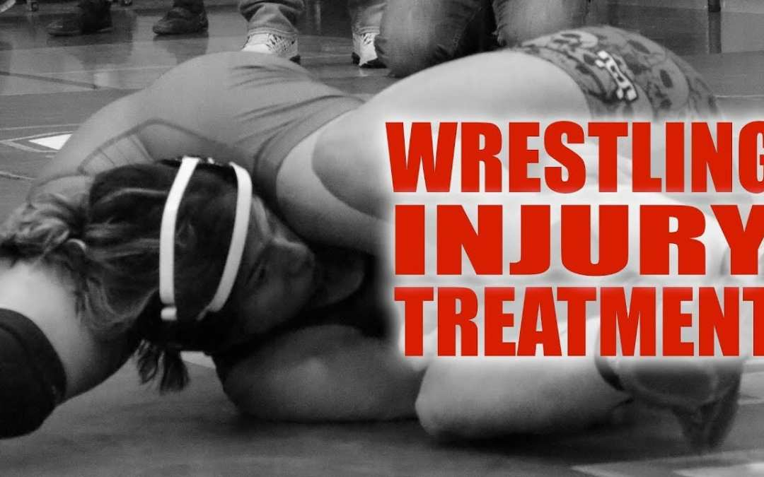 Wrestling Injury Treatment El Paso, TX Sports Chiropractor