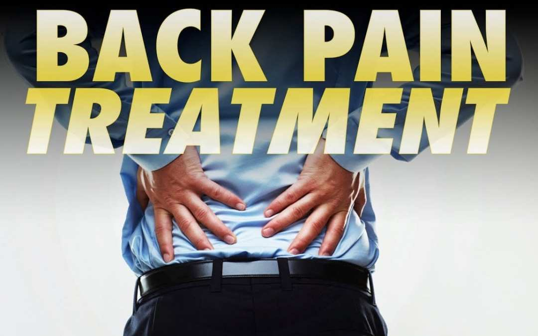 Muscle Spasm and Back Pain Treatment in El Paso, TX