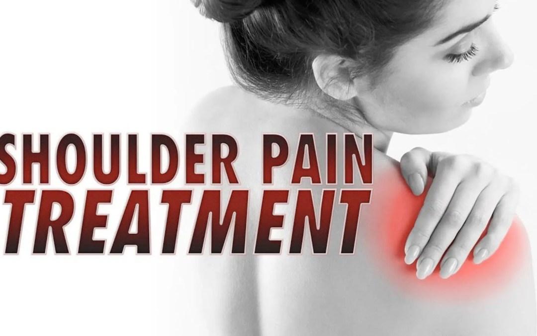 Shoulder Pain Treatment El Paso, TX | Video