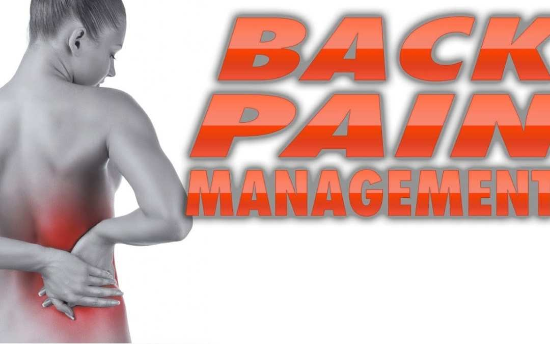 Back Pain Management Treatment Strategies | El Paso, TX Chiropractor