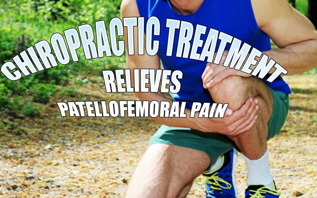 Sindrome femoro-rotulea? La chiropratica allevia il dolore! | El Paso, TX.