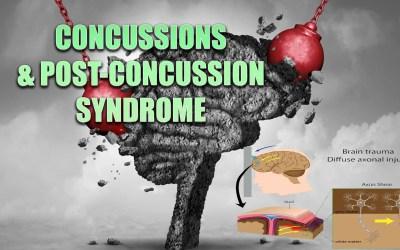 Conmociones cerebrales y síndrome posconmocional
