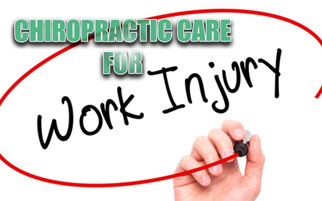 Injured At Work? How Chiropractic Can Help | El Paso, TX.
