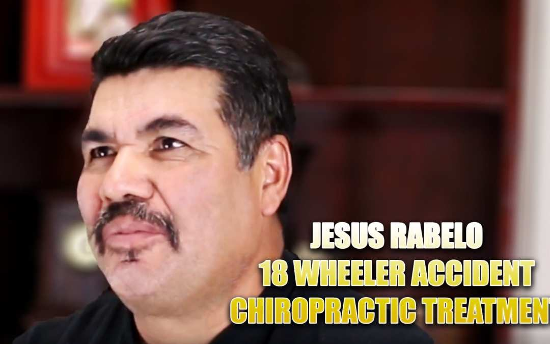 18 Wheeler Accident Chiropractic Treatment